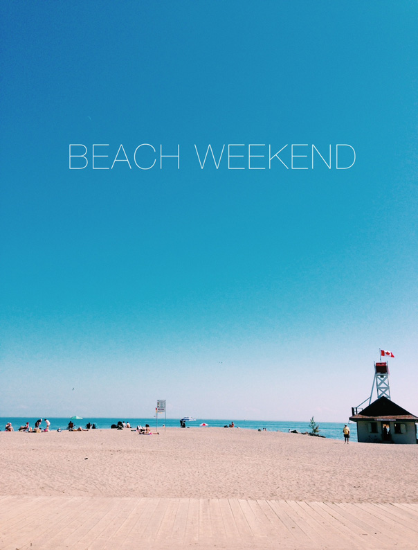 loveonsunday, beach weekend