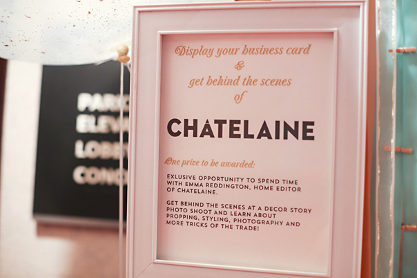 Chatelaine Magazine, behind-the-scenes