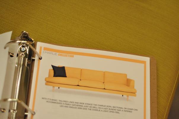 Bobby Berk Home, Charlie sofa