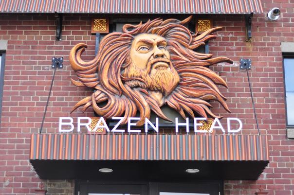 brazen head toronto restaurant
