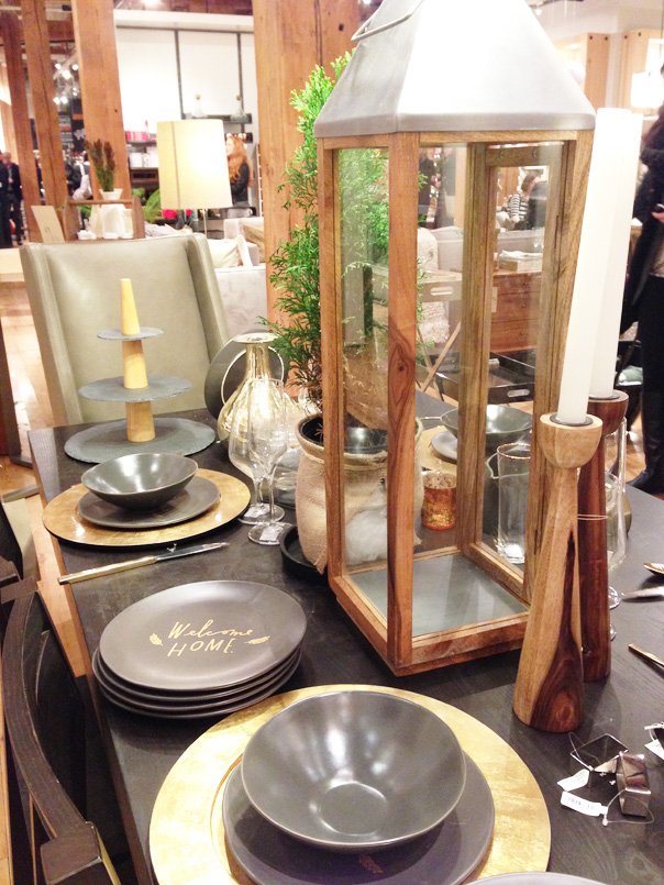 west elm and chatelaine event