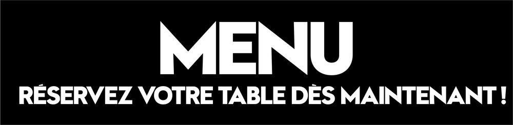 MTL à TABLE est de retour pour sa 5e édition, du jeudi 3 au dimanche 13 novembre. Venez nous voir au restaurant E.A.T. (être avec toi). On vous attend avec un menu à prix d'ami.