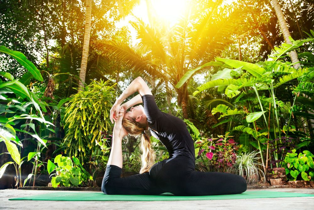 Sunrise Yoga black pants.jpg