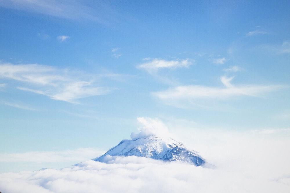 Nevado de Colima, Jalisco