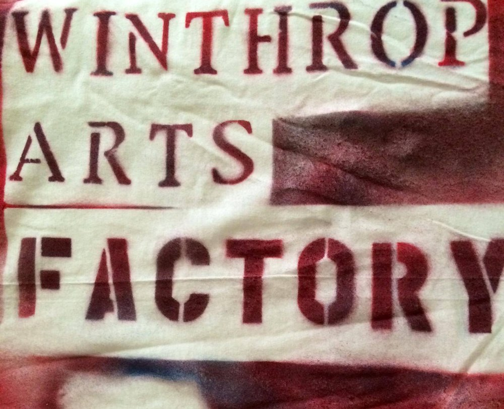 Winthrop Arts Factory....check out our new building!