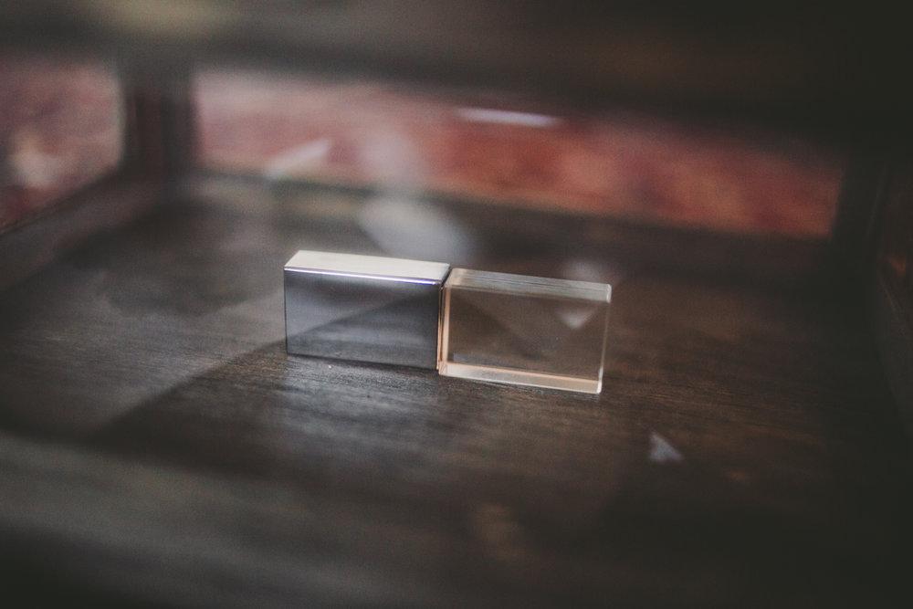 Acrylic USB