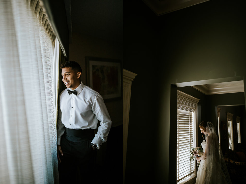 Window light for two