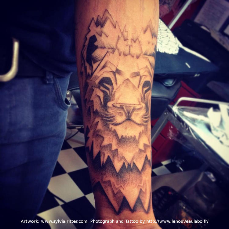 Licensed Tigon Tattoo