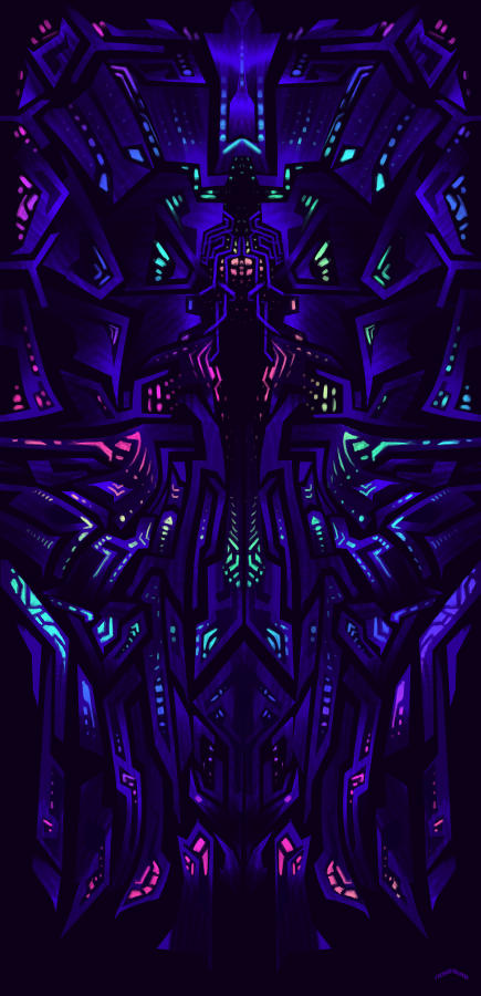 More Concept Art - Sacred Blacklight