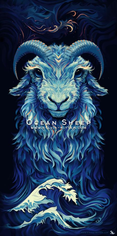 Ocean Sheep