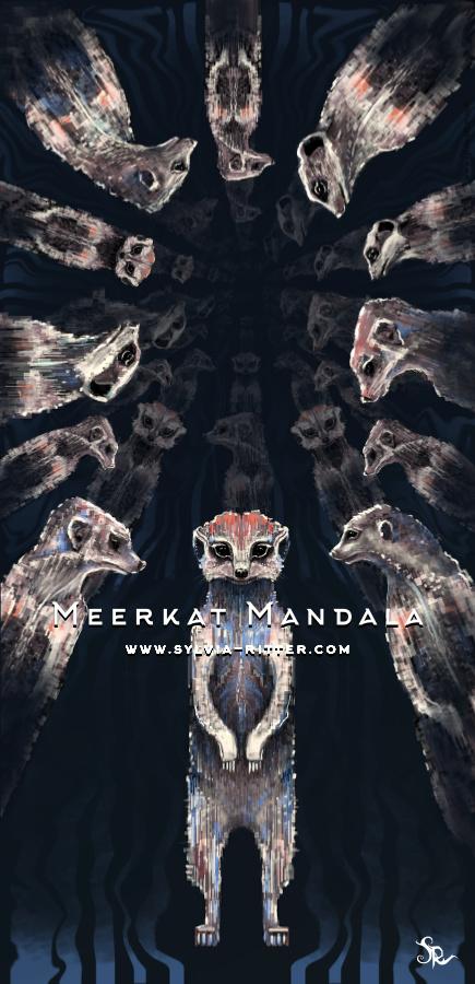 Meerkat Mandala