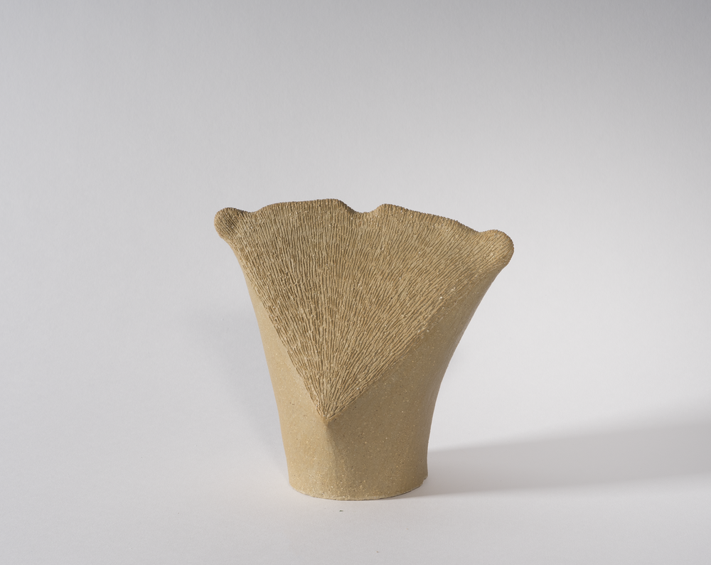 Untitled 17   Stoneware  6 x 3.5 x 5.25 inches