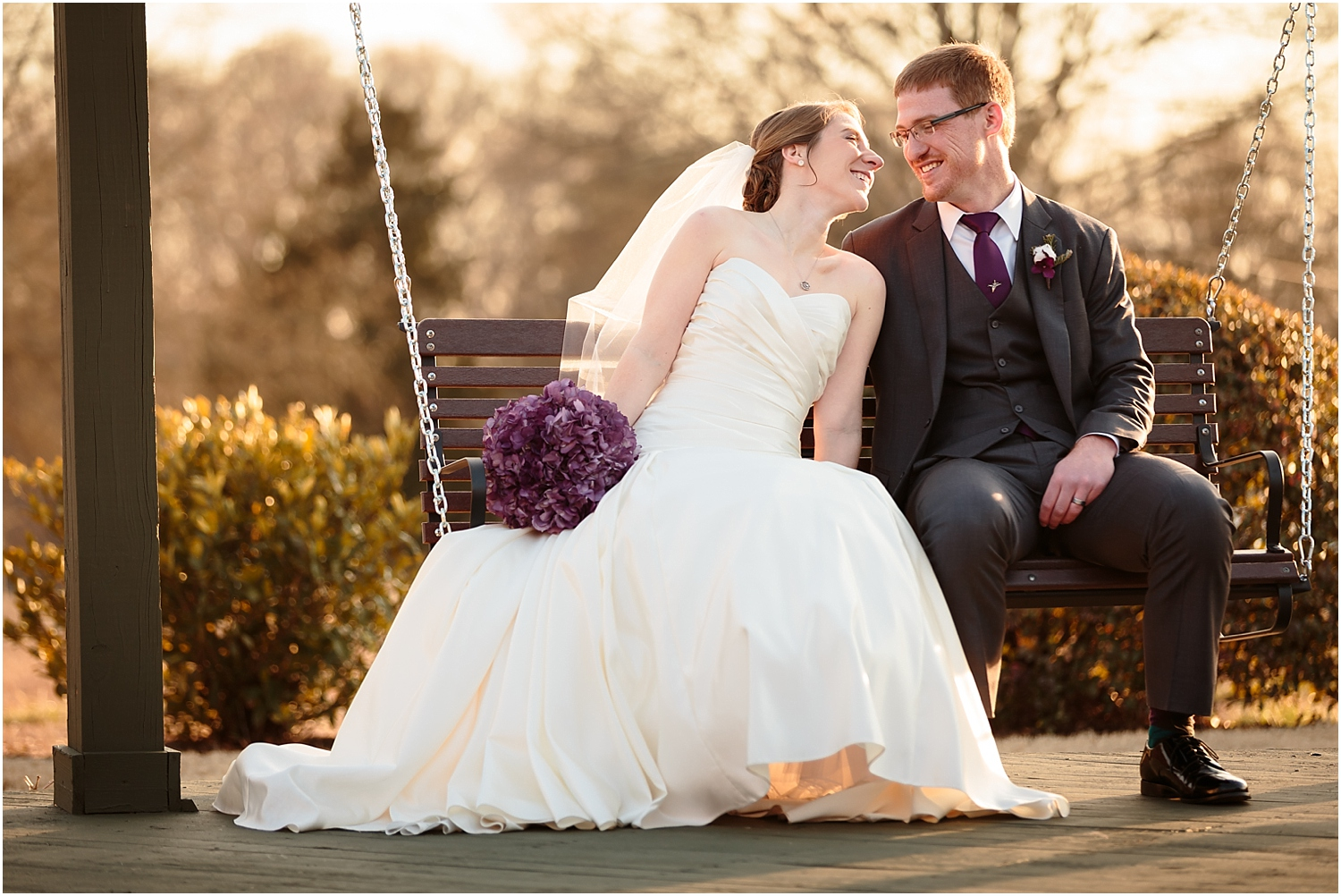Sunny February Wedding at THE LOOM
