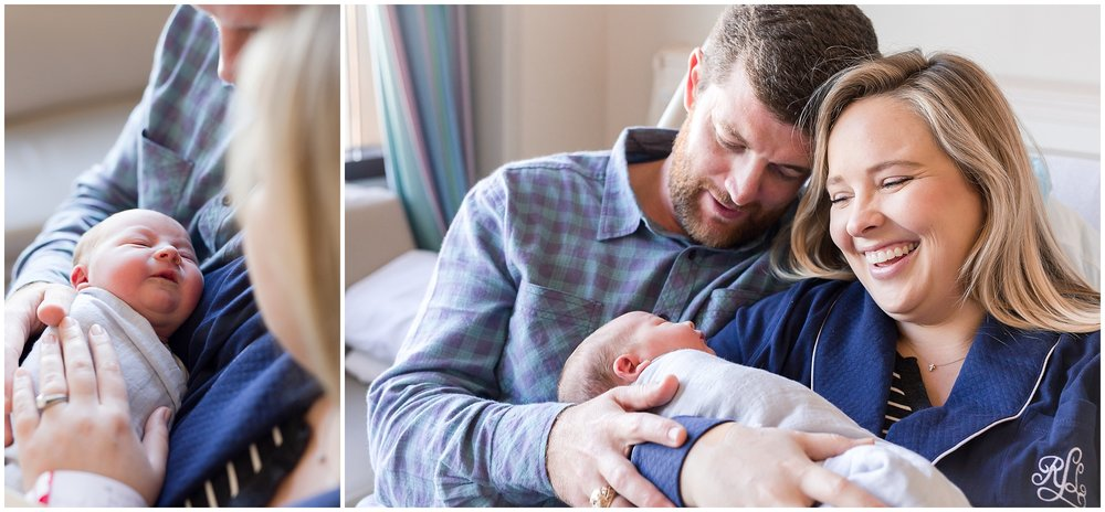 Hospital Newborn Session