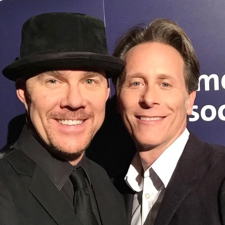 Todd & Steven Weber