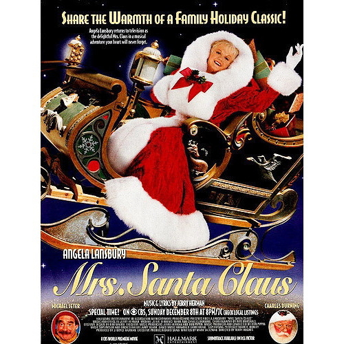 Mrs. Santa Claus [Angela Lansbury Vocal Director]