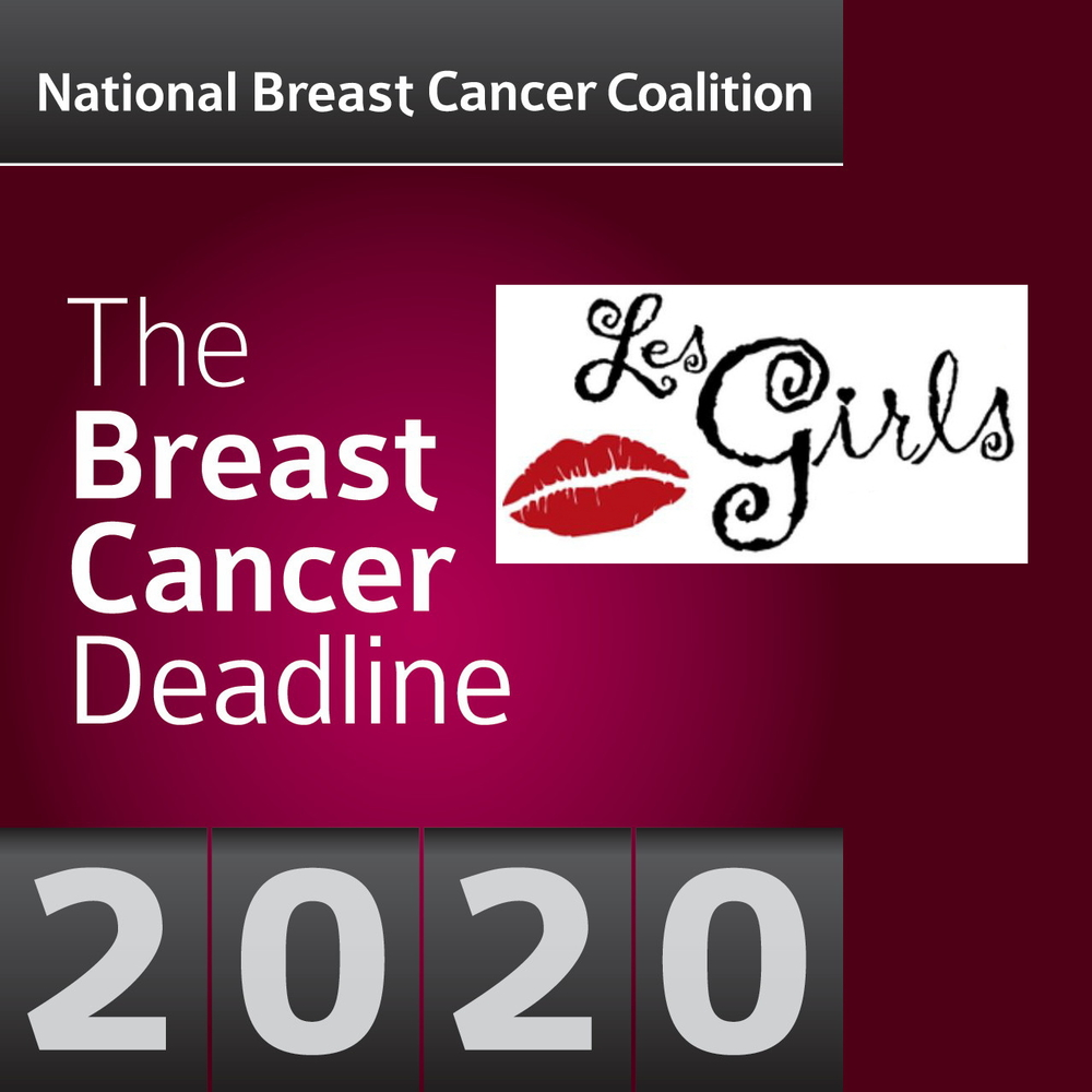 NATIONAL BREAST CANCER COALITION – LES GIRLS