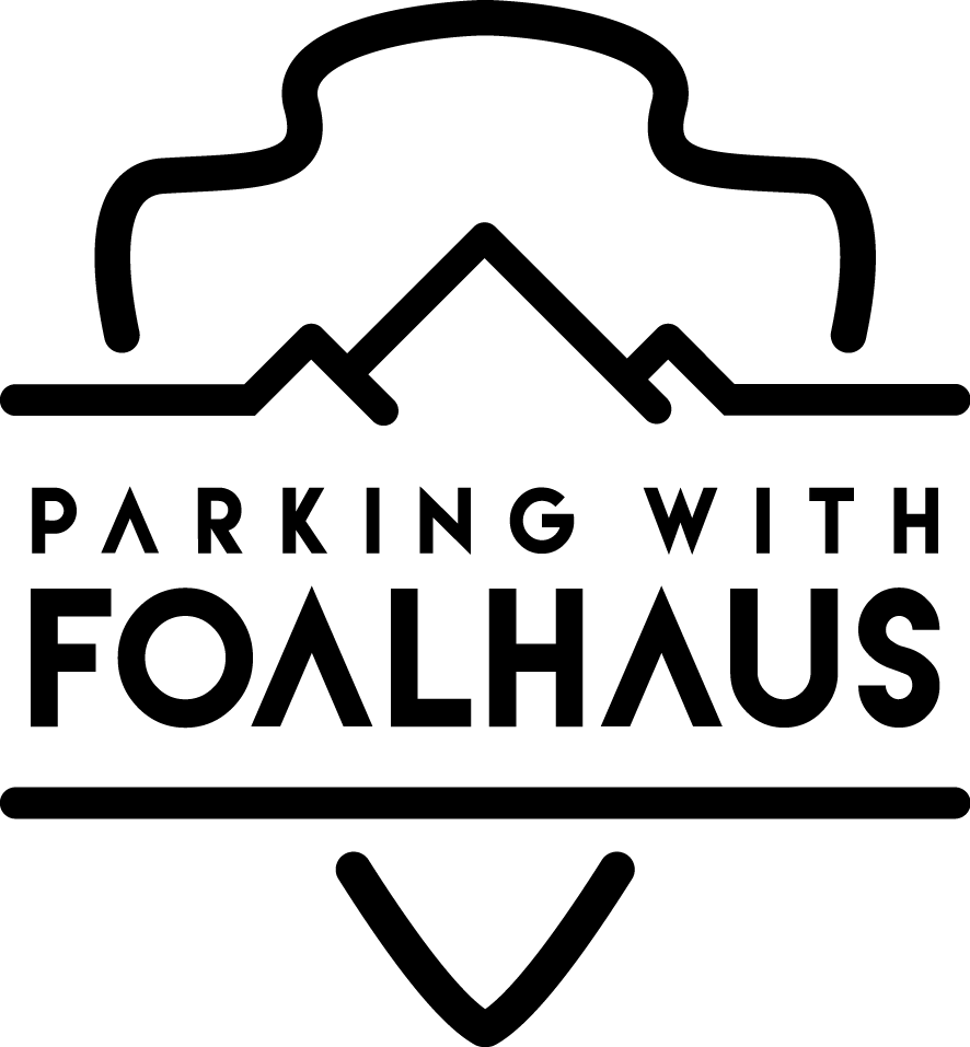 Parking with Foalhaus