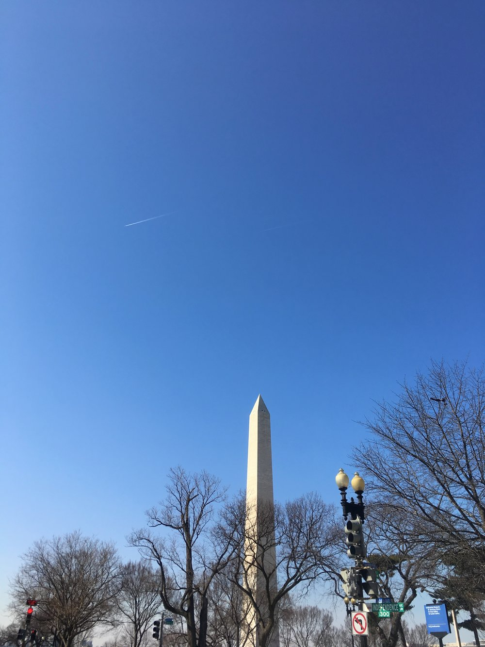 D.C. is such a neat town with SO many things to see. I'd love to go back again!