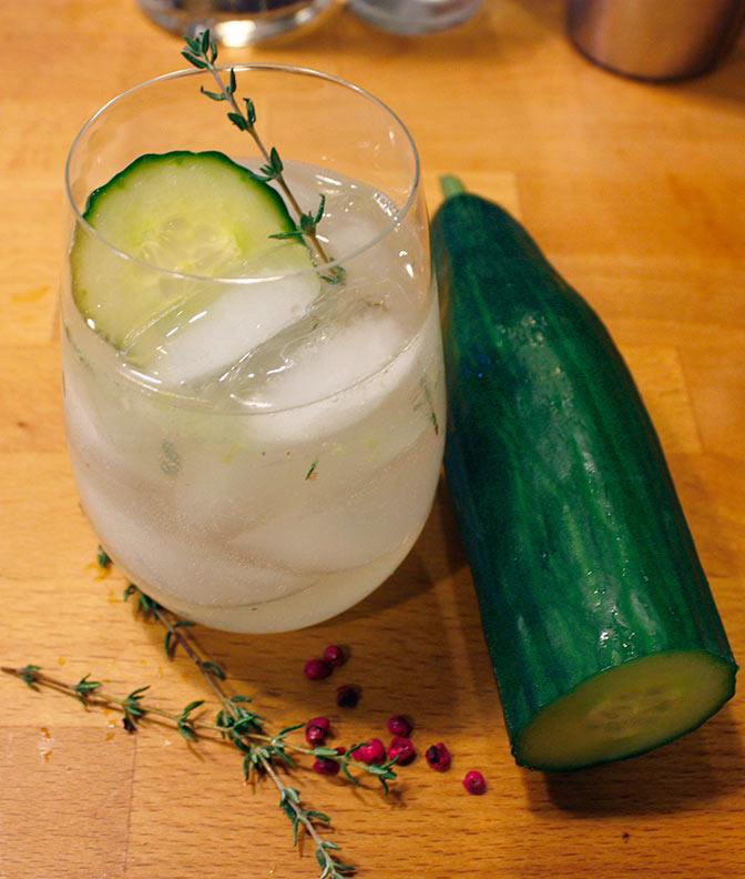 Garden Gin & Tonic