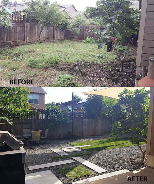courtyard-landscape-before-after-web.jpg - Modern Landscape Design And Installation In Austin, Texas
