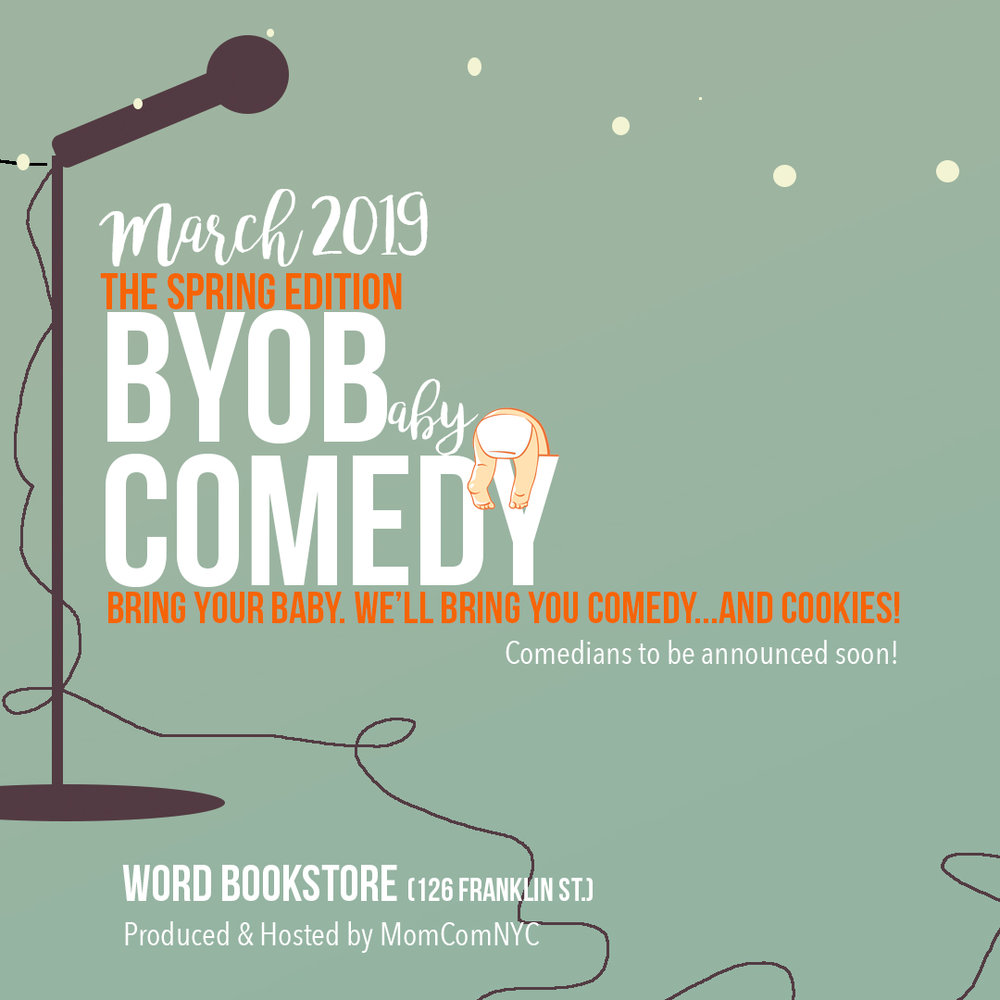 Our Monthly BYOB show will resume in March of 2019 and monthly thereafter. Online reservations strongly recommended as space is limited.