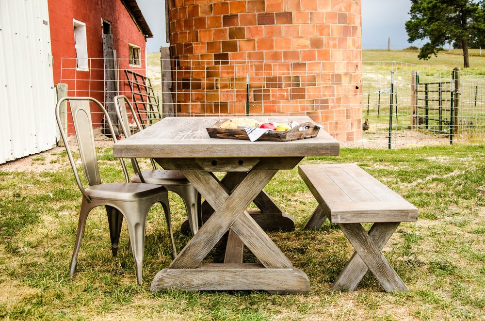 Reclaimed Rustic Farm Tables Denver U2014 Farm Table Denver | Wood Table  Colorado | Custom Table Colorado | Modern Table Denver