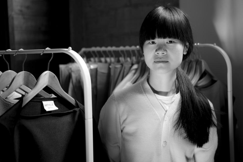 Annie Wu - Fashion Designer
