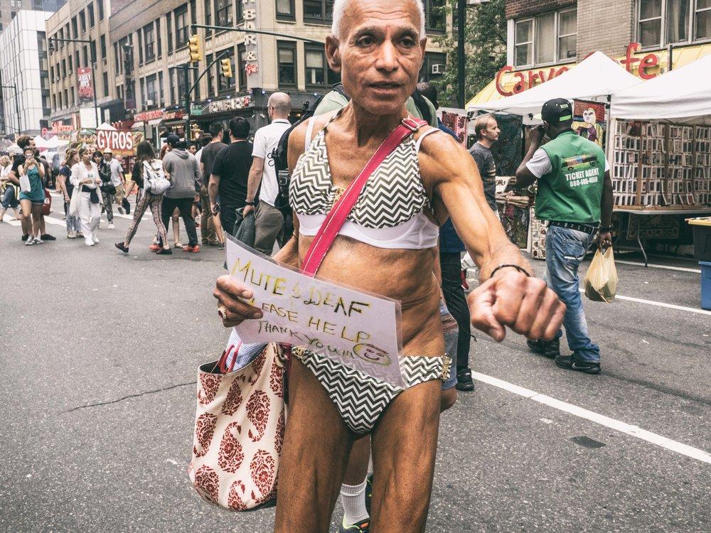 NYC, USA - 2016