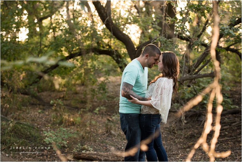 Jessica Roman Photography - Lainee & Shawn Engagement photos in Roseville, California
