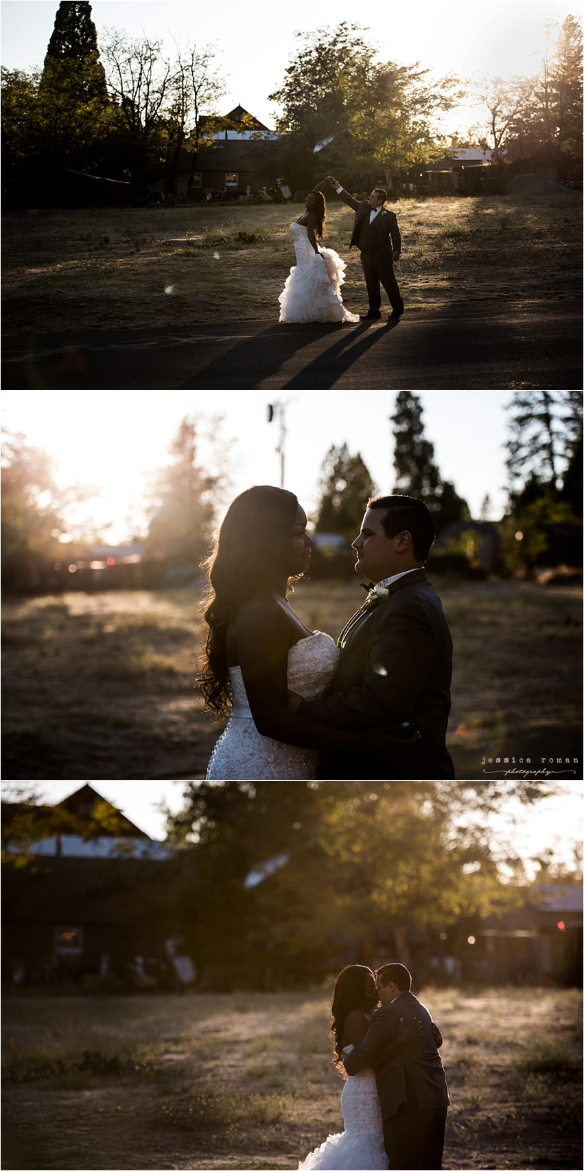 Jessica Roman Photography - Addy & Dominick wedding at Forest House Lodge