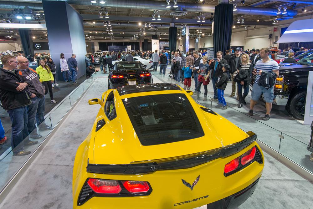 Calgary auto show 2017