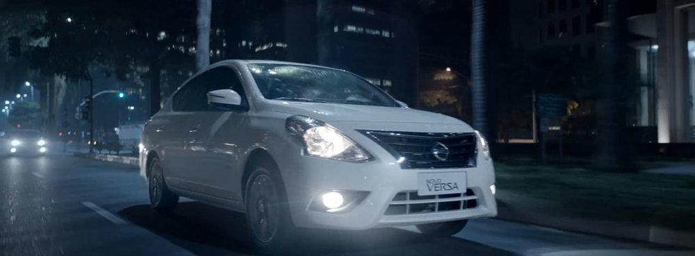 "Nissan ""Modernidade"""