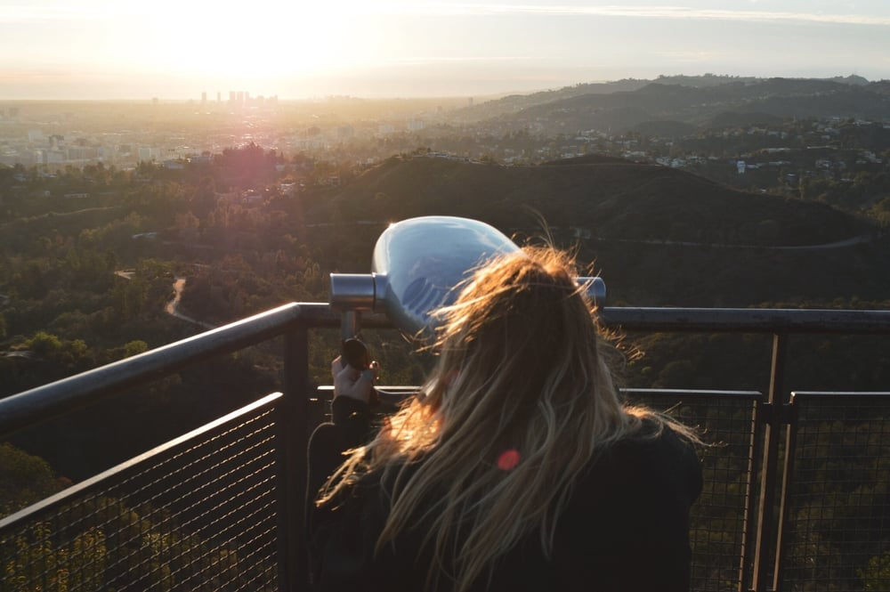 Griffith Observatory + Salt Water Vibes