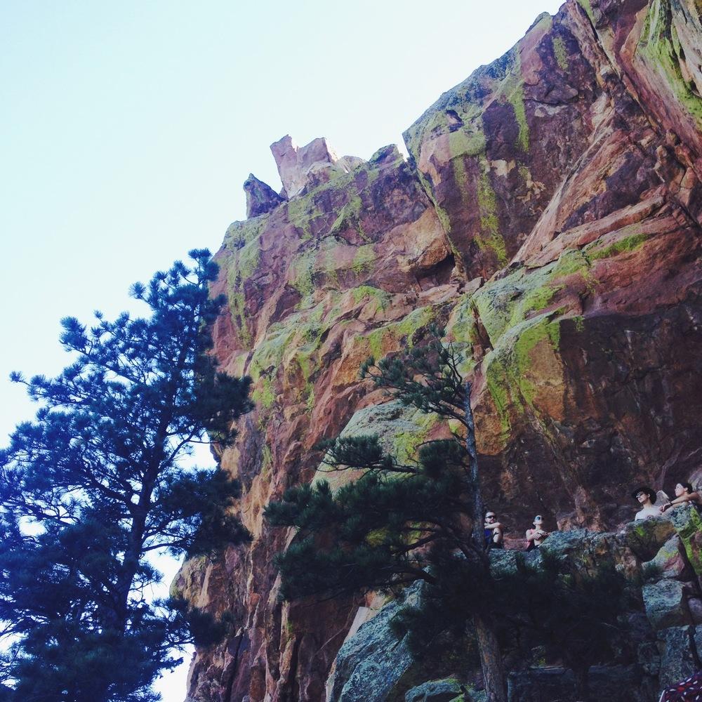 Boulder Flatirons Hike + Salt Water Vibes