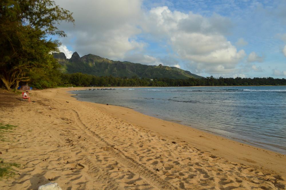 Anahola Beach + Salt Water Vibes