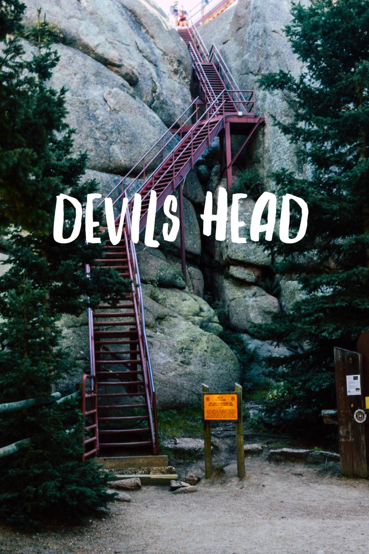 Devils Head + SaltWaterVibes