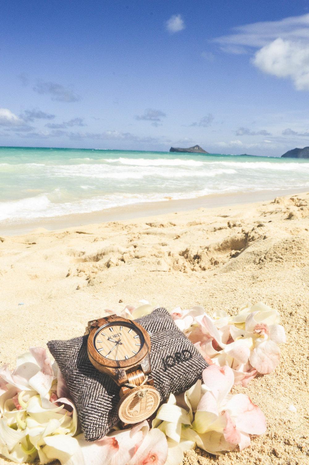 Jord Watch + SaltWaterVibes