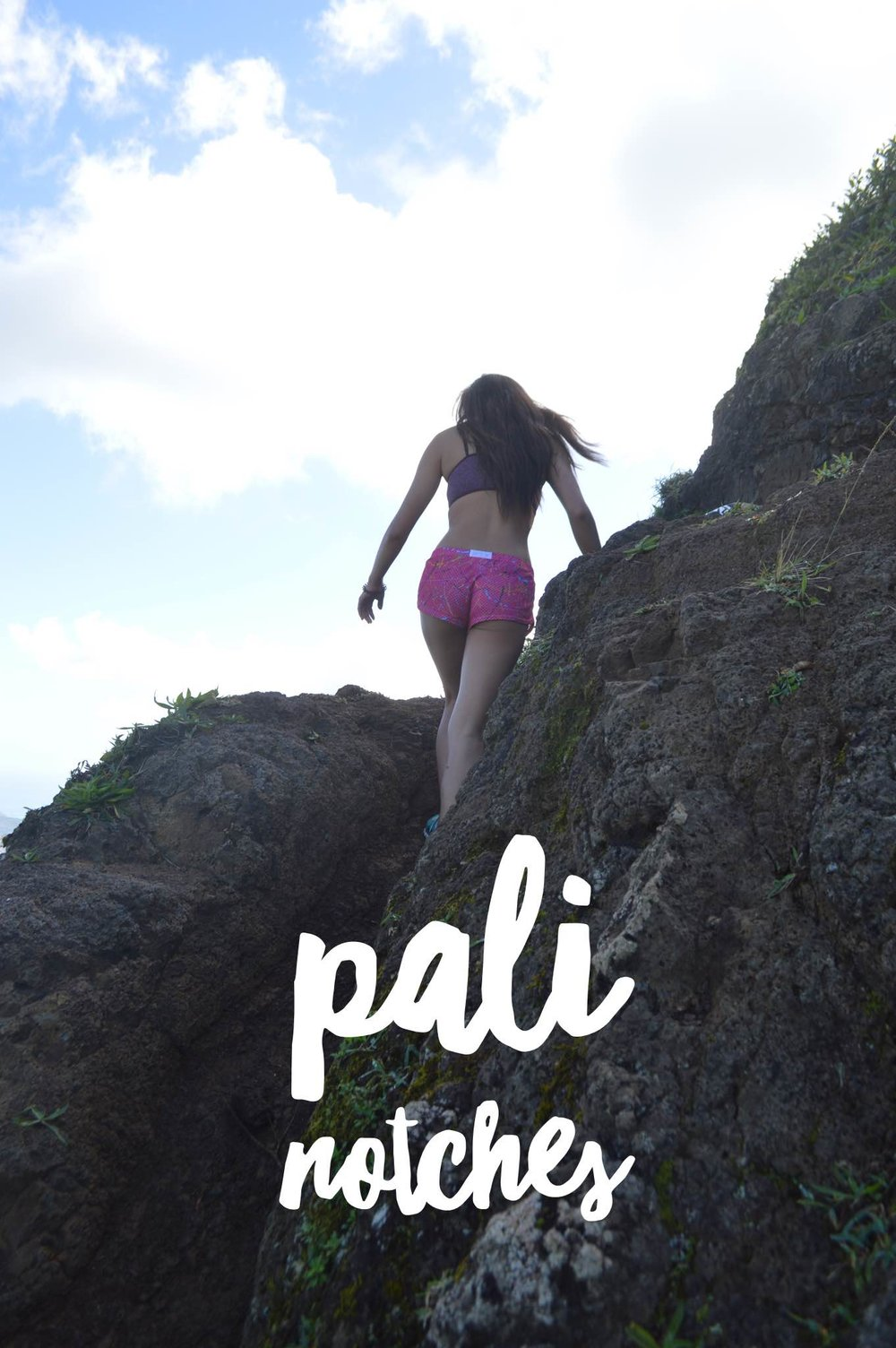 Pali Notches + SaltWaterVibes