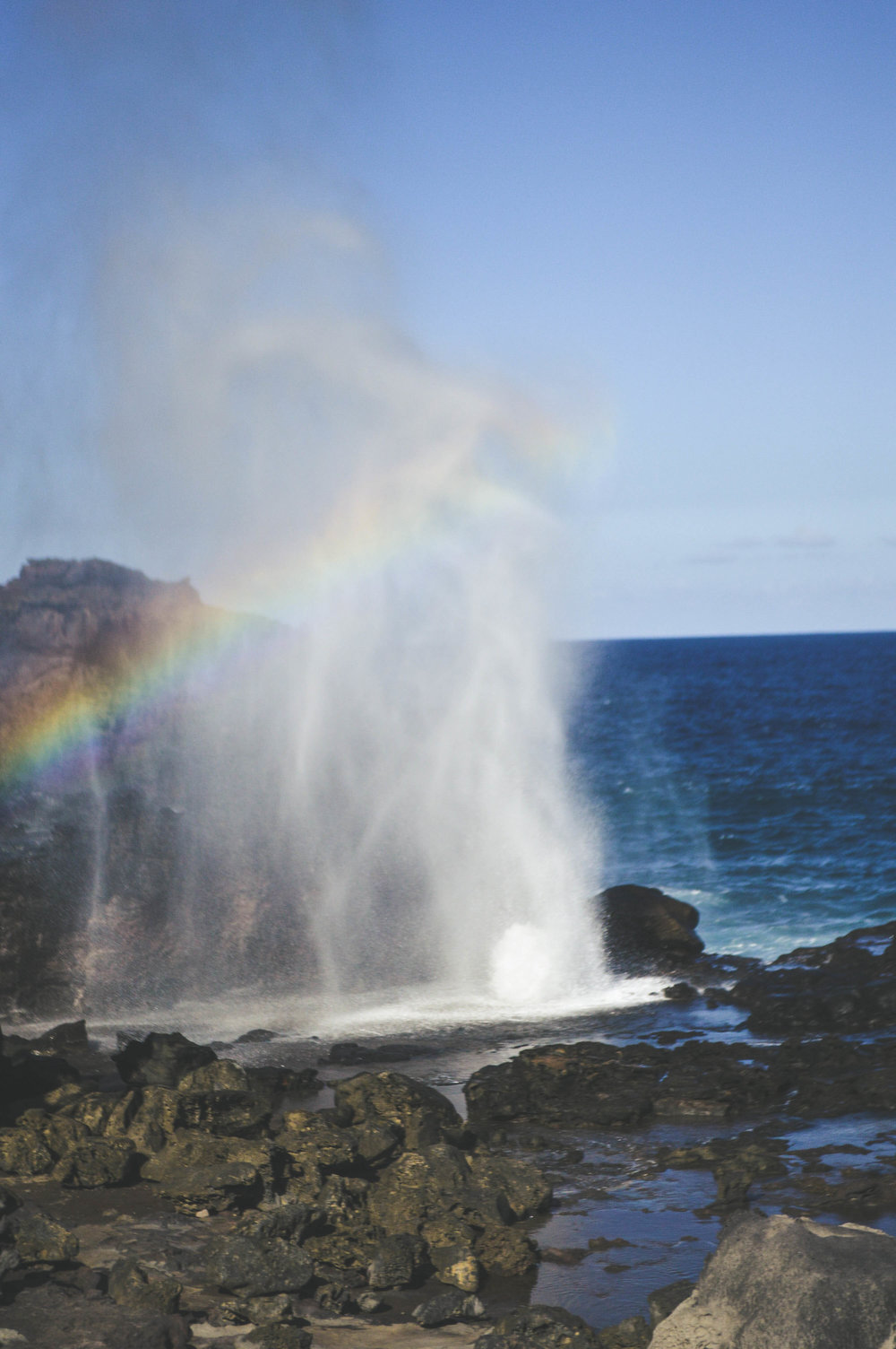 Nakalele Blowhole + Heart Shaped Rock Maui + SaltWaterVibes