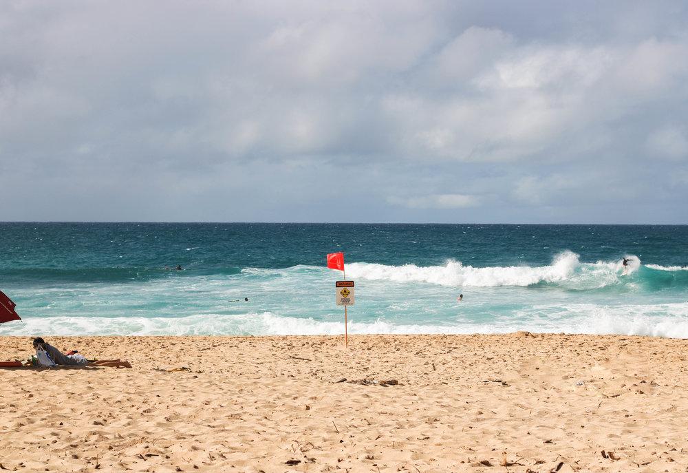 Pipeline Beach + SaltWaterVIbes