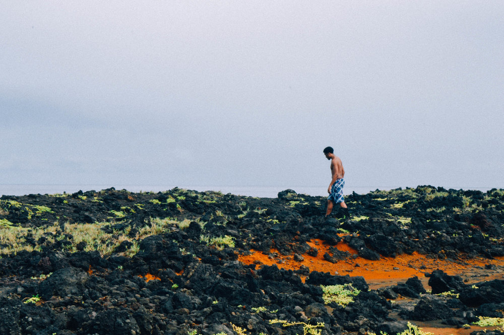 Green Sand Beach on Big Island Hawaii + SaltWaterVibes