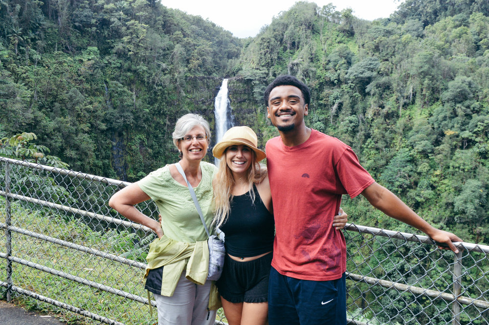 Akaka Falls Big Island Hawaii + SaltWaterVibes