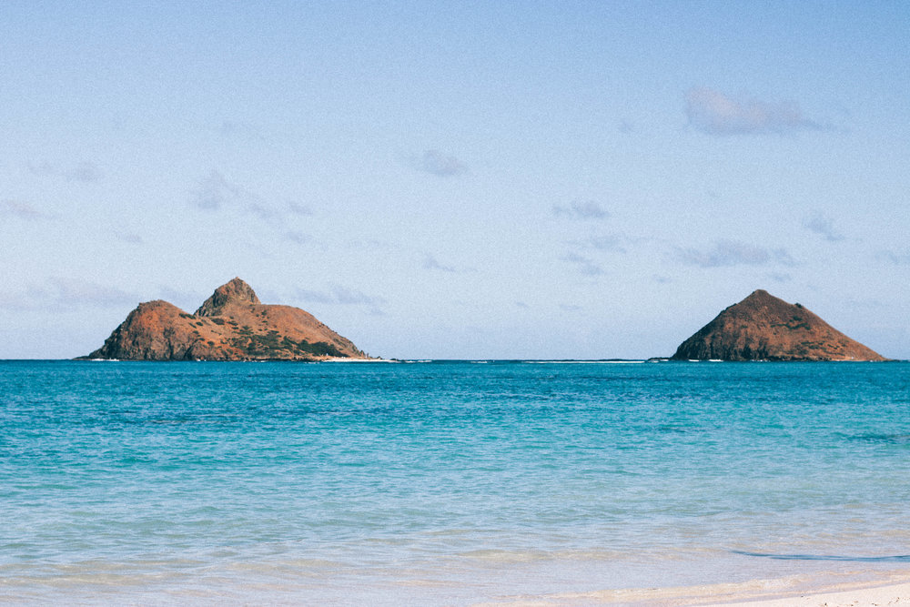 Lanikai Beach, Oahu Beach, Hawaii, White Sand Beach, SaltWaterVIbes