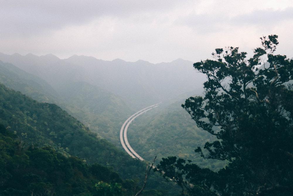 Aiea Loop Trail, Hikes on Oahu, Oahu Hikes, SaltWaterVibes, Oahu Hawaii