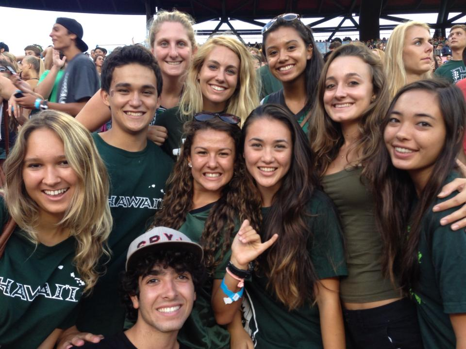 Everything You Need to Know About University of Hawaii at Manoa + SaltWaterVibes