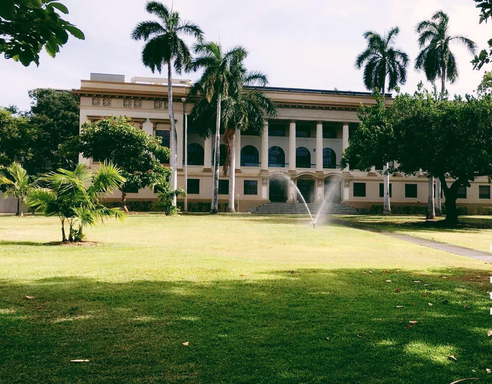 University of Hawaii at Manoa, College in Hawaii, UH Manoa, SaltWaterVibes, Hawaii College, College Life, Oahu Hawaii