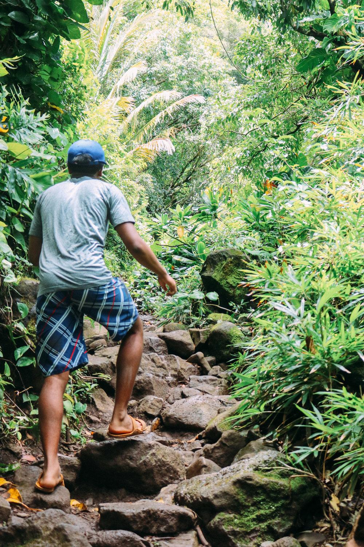 Na Pali Coast, Hiking the Na Pali Coast, Kalalau Trail, Kauai Hikes, Bucketlist, SaltWaterVibes, Kauai, Hawaii Adventures