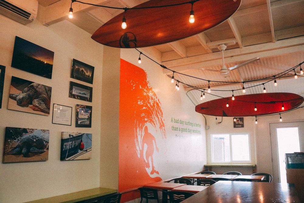 South Shore Grill, Good Food on Oahu, Ohau, Hawaii Eats, Fish Tacos, Diamond Head, Waikiki, SaltWaterVibes,