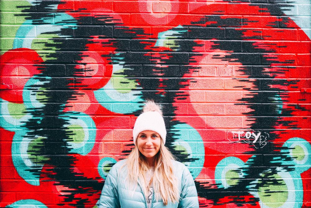 Toronto, Canada, Toronto Canada, Graffiti Alley, Toronto Graffiti Alley, Things to see in Toronto, Art in the City, Toronto Travel, Canada Adventures, Toronto Adventures